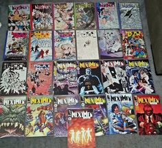 John Byrne's Next Men Comics - Lot of 25 - NM! IDW Comics