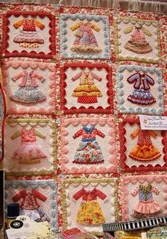 Awesome homemade quilt