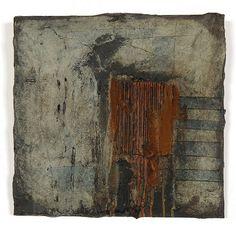 Meine eigene Kunst: Industrial Blues   Mixed Media on canvas…   Flickr