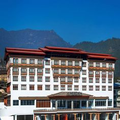 Discover a world of refined hospitality, as well as easy access to the city's business and cultural hubs with Le Meridien Thimphu.  #LMThimphu #Bhutan