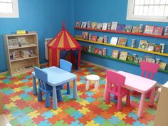 BECREA CEIP SAN SEBASTIÁN DE CASABERMEJA Preschool Reading Corner, Future School, Toy Store, Store Design, Getting Organized, Sunday School, Kindergarten, Homeschool, Classroom