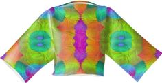 Block top  in colorful  symphoni from Print All Over Me