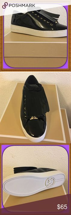 BRAND NEW MICHAEL KORS KEATON SNEAKERS❤ MK KEATON SNEAKERS SEE PICTURE FOR MORE DETAILS❤BRAND NEW IN BOX❤❤ MICHAEL Michael Kors Shoes Sneakers