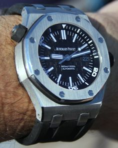 Audemars Piguet Royal Oak Offshore Diver. Available at London Jewelers!