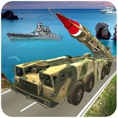 Drive US Army Missile Launcher v1.0 Mod Apk (Unlocked) http://ift.tt/2gpp552