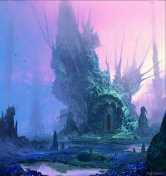 ArtStation - Blue Valley, Terraform Studios