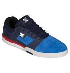 dcshoes, Men's Cole Lite 2 Shoes, Blue/Blue/Black (xbbk)