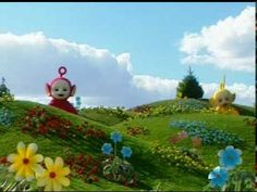 telly tubbies ending