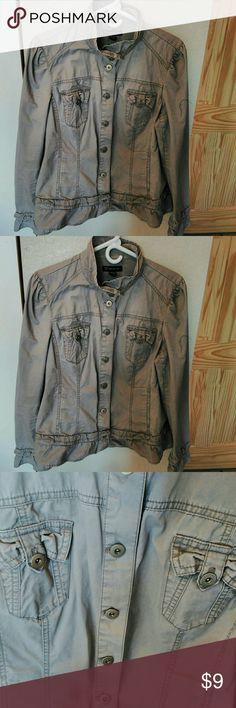 INC International Concepts Blazer Gray.  Size XL.  Blazer Jacket. INC International Concepts Jackets & Coats Blazers