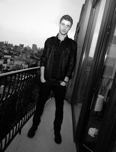 Day 6: I really wanted Max Irons to play Tobias/Four. I still really want Max Irons to play him. But Theo James is good too.