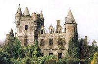 Buchanan Castle in Stirlingshire, Scotland