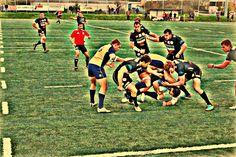Crociati Rugby vs Cavalieri Prato, Campionato Eccellenza
