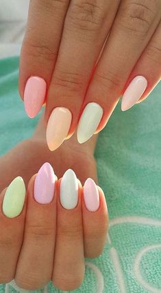 new brands nails collection for wedding