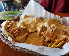 Lost Rhino Brewery Barbecue Chicken Nachos. Visit Lost Rhino Brewing Co. today. See why: http://vawines360.com/portfolio-item/visit-lost-rhino-brewing-company/