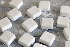 DIY Toilet Bombs w/baking soda, citric acid, essential oils