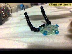 How to make a beaded star bracelet