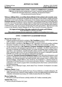 Fixed Assets Manager Sample Resume Resume Examples Executive  Resume Examples  Pinterest  Resume .