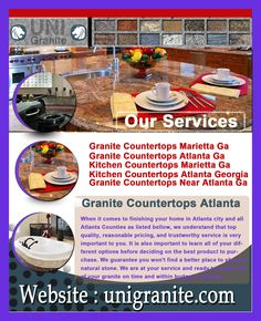 To Impart A Perfect Finishing Touch To Your Heavenly Accommodation, We Are  Engaged To Offer Our Classic Granite To Make Every House At Cobb County, GA  ...