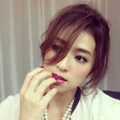 Amazing Women, Beautiful Women, Japanese Beauty, Hair Beauty, Elegant, Lady, Hair Styles, Cute, Model