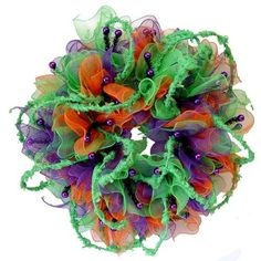 halloween deco poly mesh - Yahoo Image Search Results