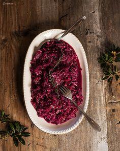 Blaukraut, Rotkraut, Kraut, Beilage, vegan, veggie, vegetarisch, Herbst, Winter,