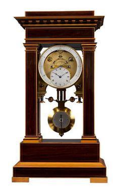 Portico Clock.