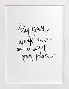 for the office | Success by Katie Craig at minted.com