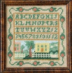 Cheryl Kerfoot sampler