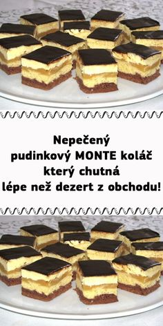 Chocolate Deserts, Tiramisu, Cereal, Food And Drink, Cooking Recipes, Breakfast, Ethnic Recipes, Sweet, Desserts