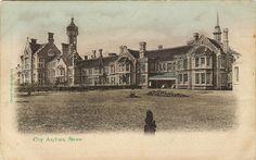 City Asylum AKA Stone House