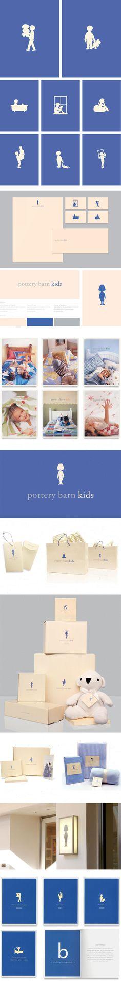 Pottery Barn Kids #packaging #branding #marketing PD