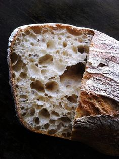 Yum, the food I miss most since going gluten-free is soft, chewy, crusty bread dipped in oil and vinegar.