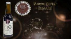 Presrntamos la primera de 3 novedades para este we tripantu, Kolu: una cerveza estilo Brown Porter.