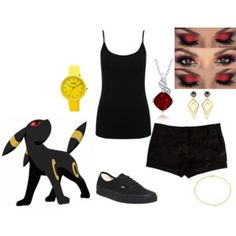 Umbreon outfit