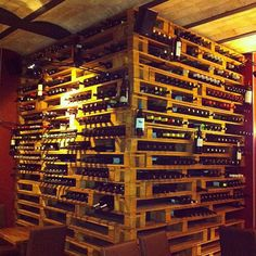 palates #wine cellar awesome.
