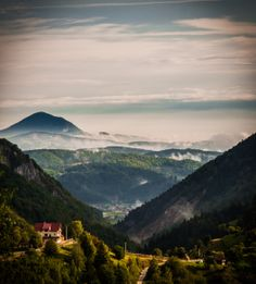 House with a view, Brasov, Romania