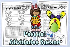Páscoa EM PDF | Atividades Pedagogica Suzano