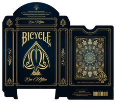 One Million Bicycle® Playing Cards Deck by Elite Playing Cards — Kickstarter