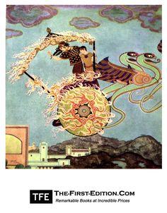 Edmund Dulac fairy book