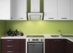 CAMPANAS EXTRACTORAS para conseguir funcionalidad, estética e integración en el diseño de tu cocina. Aprende a elegir la más adecuada. Te esperamos :)