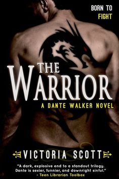GOODREADS GIVEAWAY! The Warrior by Victoria Scott