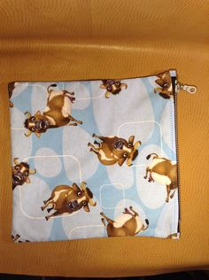 Erin Condren Life Planner Pouch, Holy Cow! by SanguinettiWorld on Etsy
