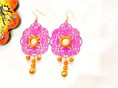 SALEBOLLYWOOD DIVA Earrings Princess earring  Middle by Nezihe1