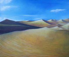 Autore. Nicola soriani  Titolo. Dune Anno. 2015 Tecnica. Olio su tela  Dimensioni. 40 x 50 cm