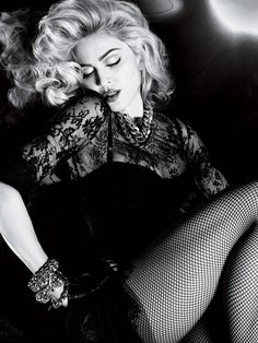 Madonna by Mert & Marcus