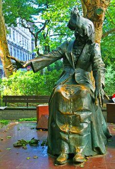 Franz Liszt Statue...BUDAPEST