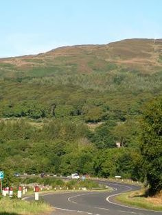 For over fifty years this road has been the scene of numerous hauntings. Reports of paranormal activity have been frequent enough that the road has been nicknamed 'the Ghost Road' It is thought to be Scotland's most haunted road and has received hundreds of reports of unexplained sightings.