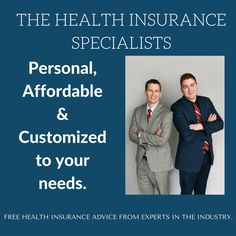 Need health insurance advice? Talk to these guys.  They are agents that know how to help you pick the right plan and enroll.  Great Customer service and help for Obamacare questions.