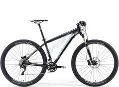 "Sporti.pl - #Rower #Merida BIG NINE EDITION 19"" silk black /white-silver/  #bike #bicycle"