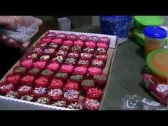 DOCES CASEIROS PARA BUFETT, FESTAS e etc, fabricados por REGYNNA CELLIA/SP - YouTube